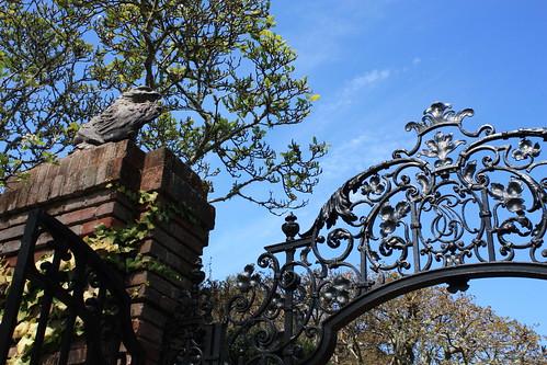 Eagle & Gate, Filoli #historic #estate #california