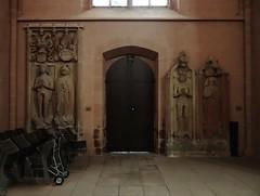 ca. 1506 - 'Friedrich K�mmerer von Worms, called von Dalberg (+1506) and Katharina von Gemmingen (+1517)', Katharinenkirche, Oppenheim, Rheinland-Pfalz, Germany