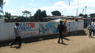 Wall Painting in Kibera | by mapkibera