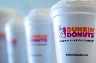 Dunkin Donuts coffee | by m01229
