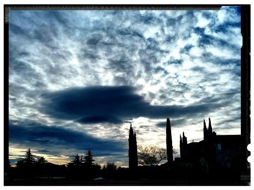 sky clouds sunrise flickrandroidapp:filter=none