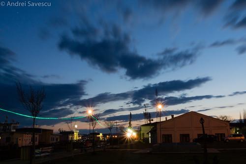 blue sunset 1 nikon hour severin j1 turnu drobeta