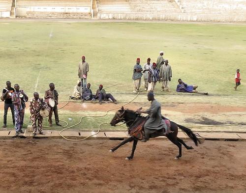 africa horses horse cheval dance stadium danse fantasia togo stade chevaux afrique sokodé