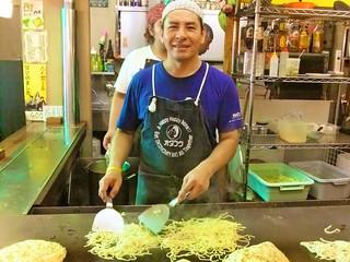 お好み焼き ロペズ Lopez Fernando 広島市西区楠木町 Hiroshima Okonomiyaki   by twinama