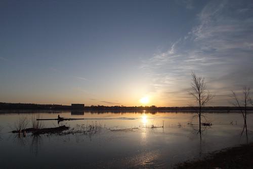 morning canada nb fredericton newbrunswick rowing stjohnriver 2013