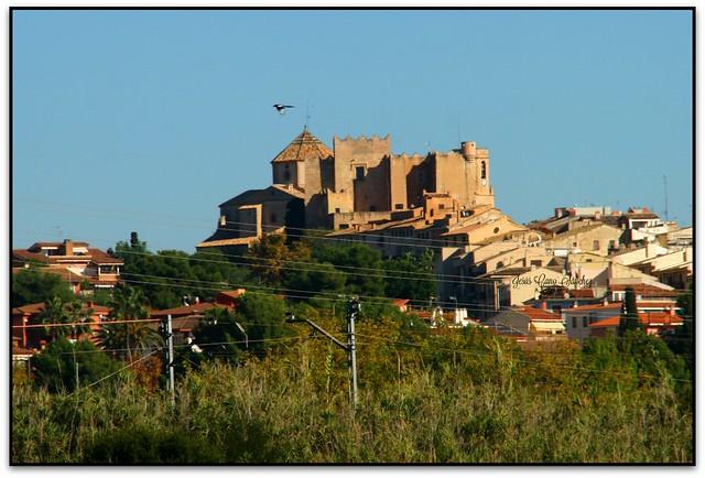 El castell i l'església de Sant Martí, Altafulla (el Tarragonès)
