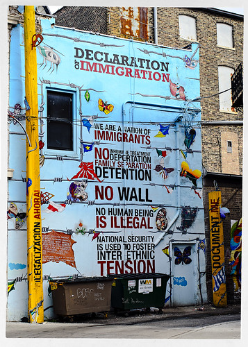 Declaration of Immigration
