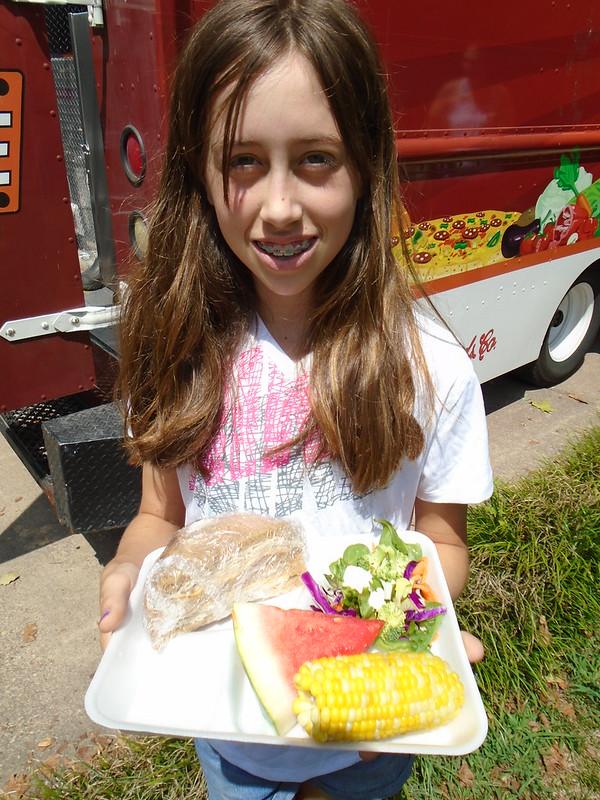 Fredericksburg Summer Lunches 2016-08-19