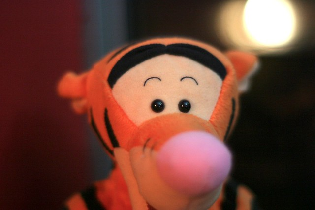 Tigger and Spheres