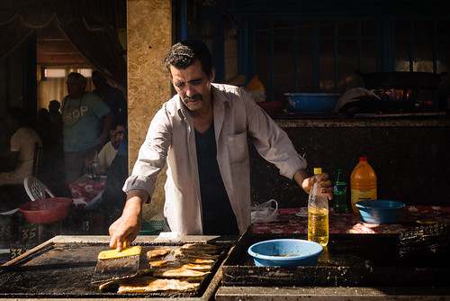 I'm your only chance to cook your fish in Moulay Bousselham | by aminefassi