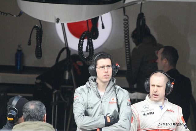 Formula One Winter Testing 2013