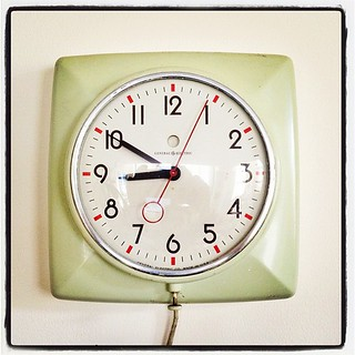 Got one #vintage #clock set ahead. | by SmithDryGoods