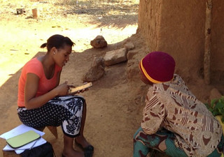 Data collection using tablets | by ColaLife