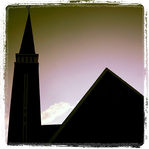 The junction church #melville #shadows | by fiverlocker