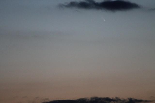Comet C/2011 L4 PanSTARRS (5) 13/03/13