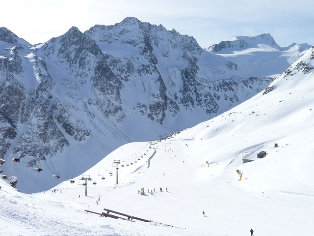D50, the chairlift to Rotkogljoch, hard to leave