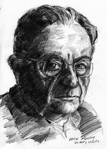 Erich Fromm for PIFAL | by Arturo Espinosa