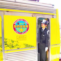 黄色い列車でいくよ~♪ by Noël Café