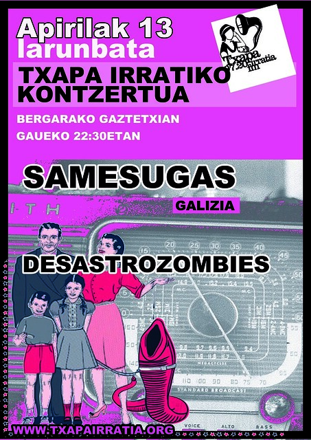 DESASTROZOMBIES
