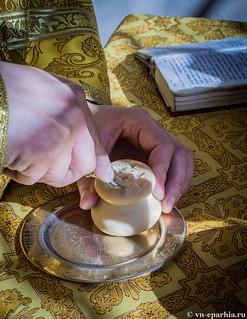 Литургия в Ильинском соборе 103