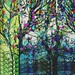 #Stained glass trees