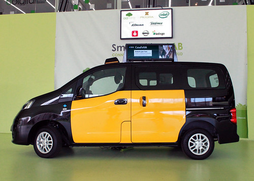 SmartTaxi08 | by ADmira Digital Signage