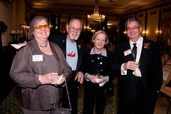 Mon, 2013-03-25 18:43 - Joanne Leslie, Bob Feigenheimer, Irene Sorenson, & Craig Leslie Photo by Johnny Knight