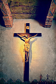 """""""The Lord Became Obedient To Death..."""" 