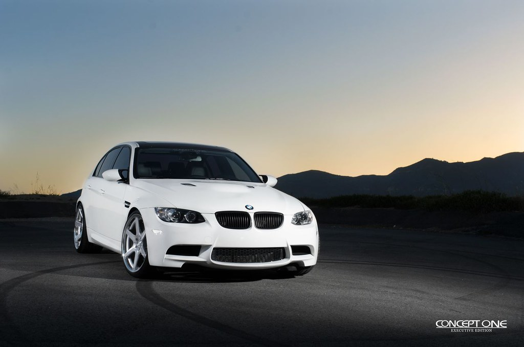 Concept One Executive Cs 6 0 On A Bmw M3 Concept One Execu Flickr