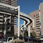 千葉モノレール定番撮影地