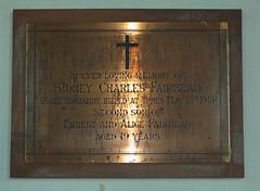 Killed at Ypres