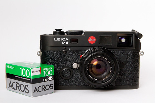 Leica M6 TTL 0.58x