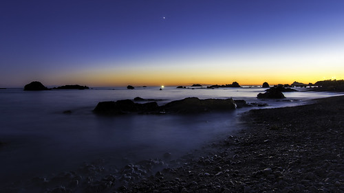 crescentcity sky stevejordan sunset water seascape landscape reflection beach rocks roadtrip punahou77 nature nikond7100 night