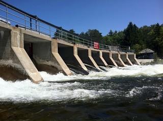 Baysville Dam | by YYZ Kid