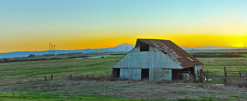 california sunset panorama color northerncalifornia barn nikon farm country large panoramic bayarea february stitched slope barnyard sacramentocounty shermanisland 2013 d700