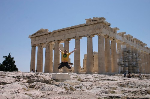 Acropolis and me
