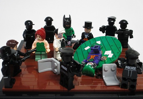 How Batman Got 'Em