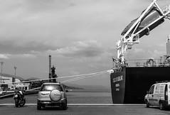 Shipping Parking