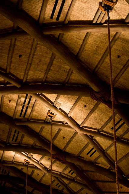 AKL Ceiling Structure