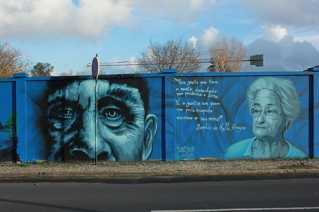 Rostos Muro Azul - fase 2