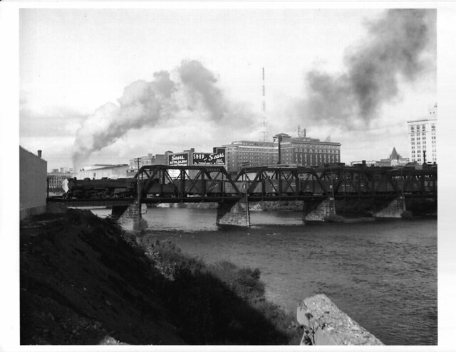 GR&I bridge over the Grand River