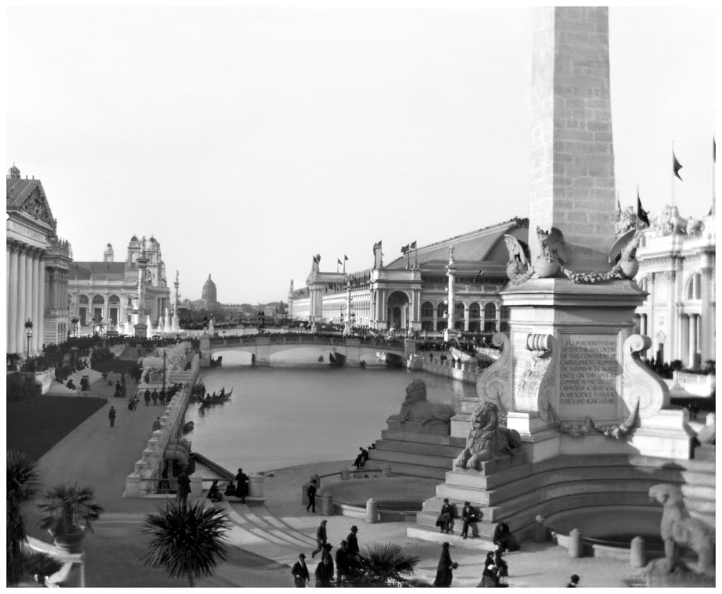5 fun facts about the World's Columbian Exposition of 1893 ... |Worlds Fair 1893
