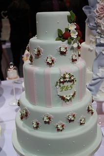 Strawberry Wedding Cake | by crayonmonkey