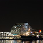 GH3で神戸 夜景 オリエンタル 船