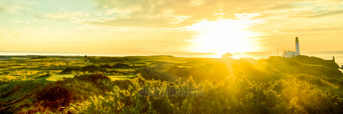 Turnberry Golf Course Sunset | by digitalmindphotography