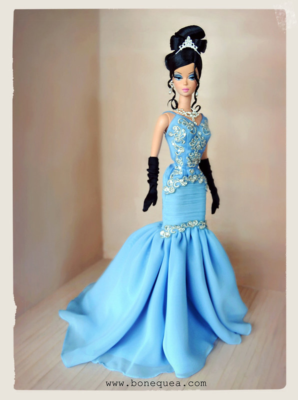 Barbie Silkstone The Soiree