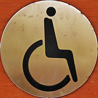 disabled | by Mark Morgan Trinidad B