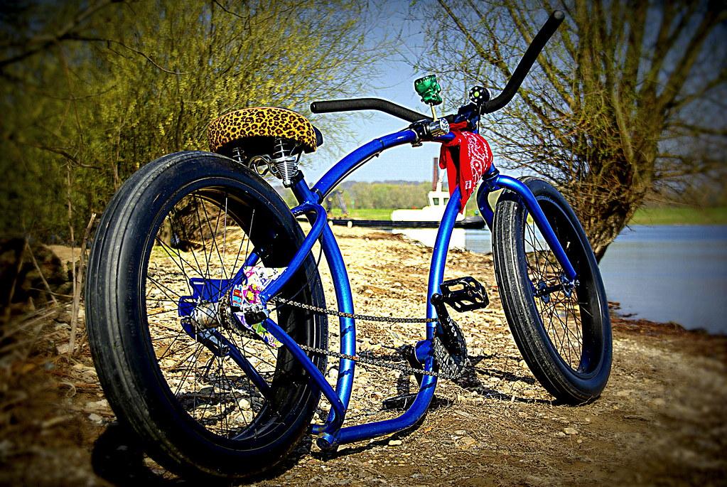 Ruff-Cycles Dean | My bike posing @ Manuswaard Opheusden | manu