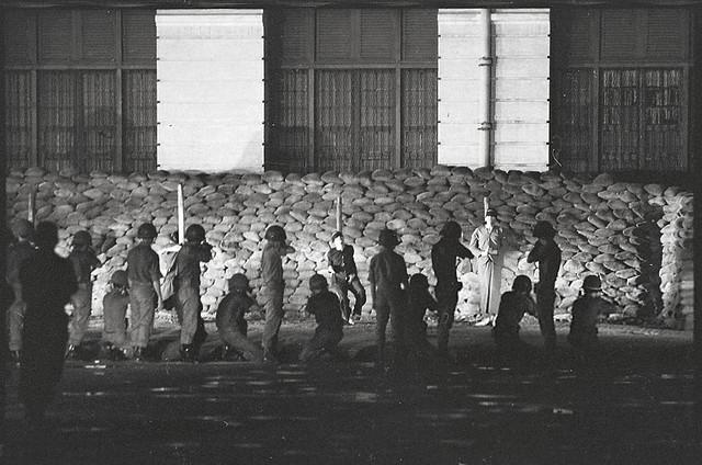 Pháp trường cát, Saigon 6-10-1965