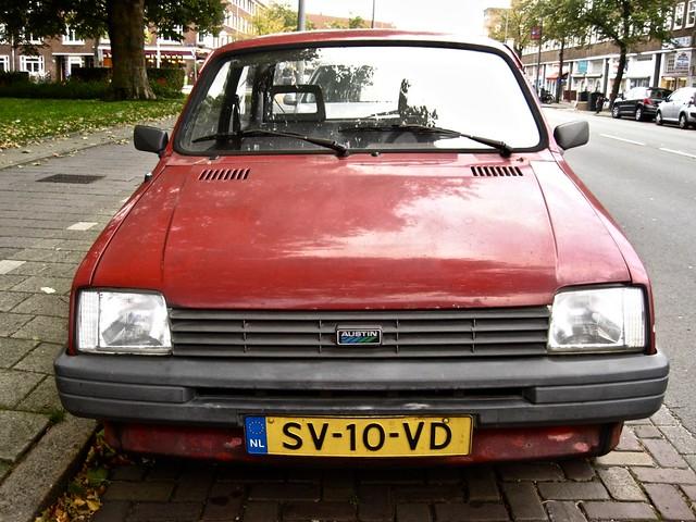 1987 AUSTIN Metro 1.3 Automatic Hatchback
